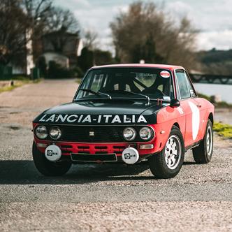 Lancia Fulvia Monte Carlo