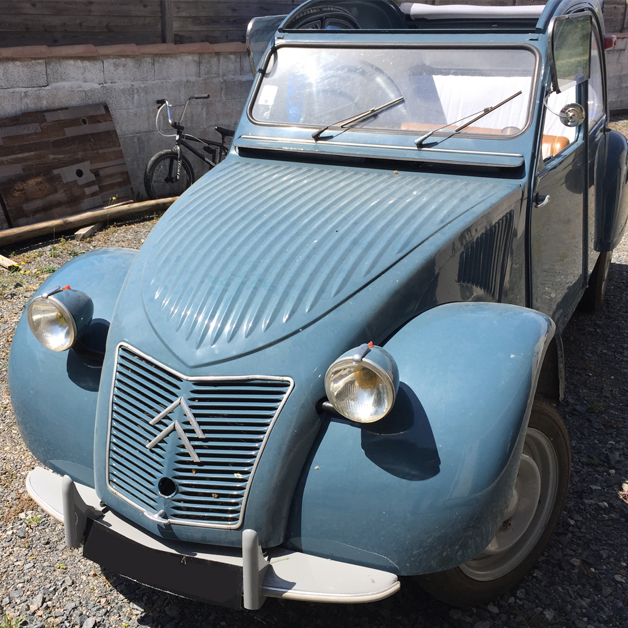 2CV 1958